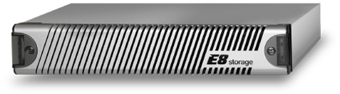 E8storage NVME All Flash Array