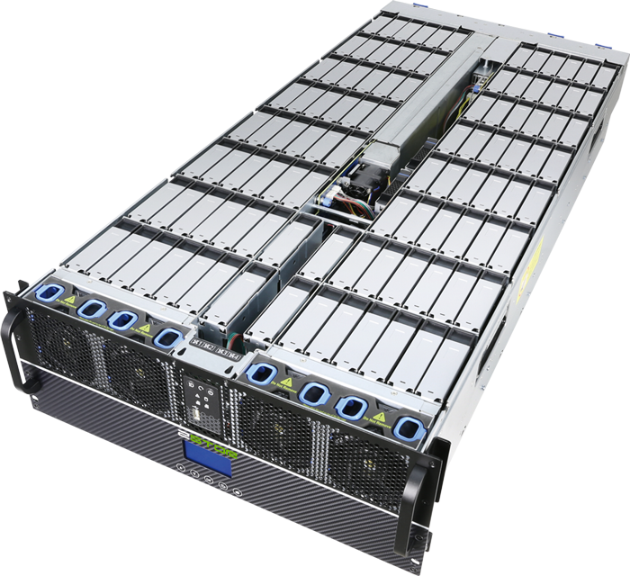 GS41100 Petabyte 100bay storage server