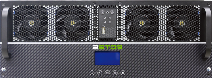 GS41100 Petabyte Storage Server front