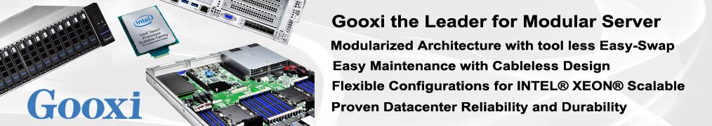 Gooxi Server INTEL XEON Scalable e 1014 180