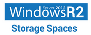 Storage Spaces Logo