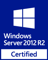 Windows 2012R2 certified