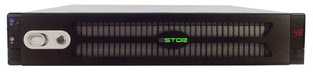 Zstor AJ248F 2U Flash Array 48Bay Front